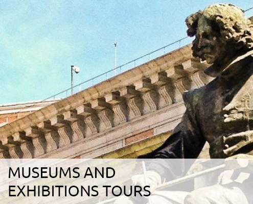 musseums and exibition tours